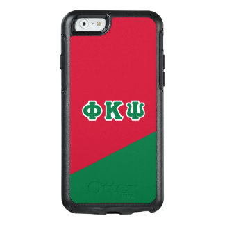 Phi Kappa Psi   Greek Letters OtterBox iPhone 6/6s Case