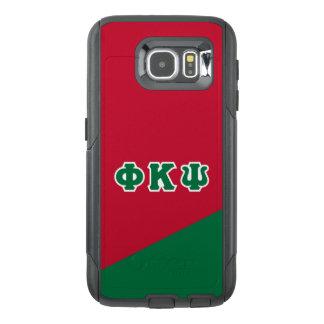 Phi Kappa Psi | Greek Letters OtterBox Samsung Galaxy S6 Case