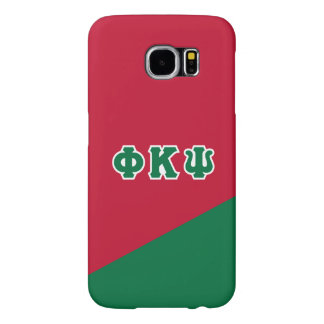 Phi Kappa Psi   Greek Letters Samsung Galaxy S6 Cases