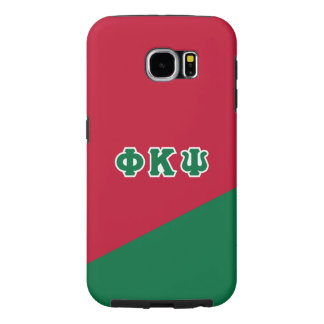 Phi Kappa Psi | Greek Letters Samsung Galaxy S6 Cases