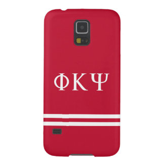 Phi Kappa Psi   Sport Stripe Cases For Galaxy S5