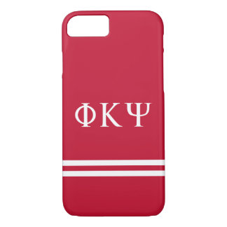 Phi Kappa Psi | Sport Stripe iPhone 7 Case