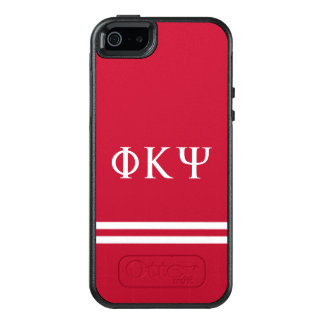 Phi Kappa Psi   Sport Stripe OtterBox iPhone 5/5s/SE Case