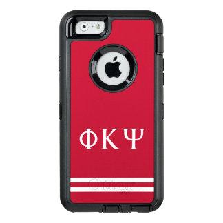 Phi Kappa Psi   Sport Stripe OtterBox iPhone 6/6s Case