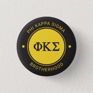 Phi Kappa Sigma   Badge