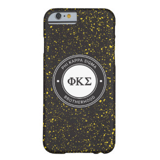 Phi Kappa Sigma | Badge Barely There iPhone 6 Case