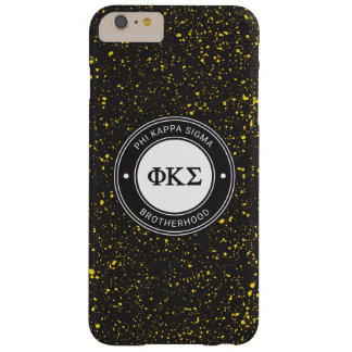 Phi Kappa Sigma | Badge Barely There iPhone 6 Plus Case