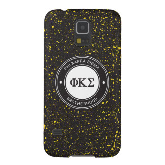 Phi Kappa Sigma | Badge Case For Galaxy S5