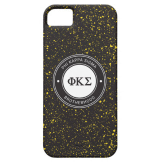 Phi Kappa Sigma | Badge iPhone 5 Cases