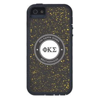 Phi Kappa Sigma | Badge iPhone 5 Covers