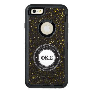 Phi Kappa Sigma   Badge OtterBox Defender iPhone Case