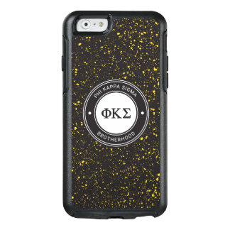 Phi Kappa Sigma | Badge OtterBox iPhone 6/6s Case