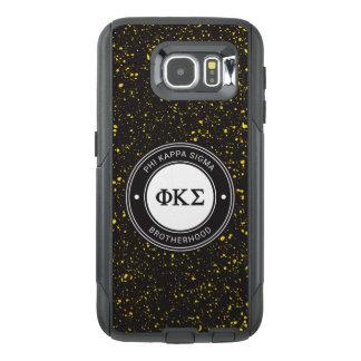 Phi Kappa Sigma | Badge OtterBox Samsung Galaxy S6 Case