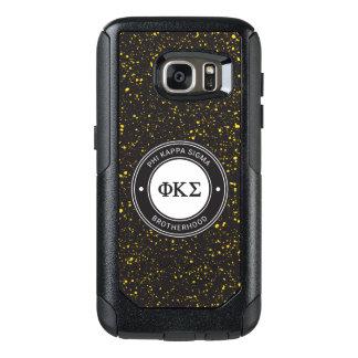 Phi Kappa Sigma | Badge OtterBox Samsung Galaxy S7 Case