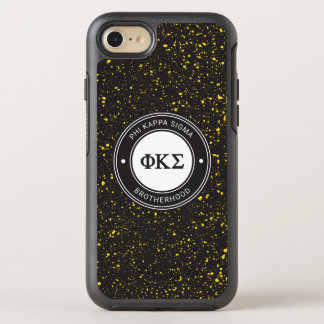Phi Kappa Sigma | Badge OtterBox Symmetry iPhone 8/7 Case