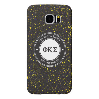 Phi Kappa Sigma | Badge Samsung Galaxy S6 Cases