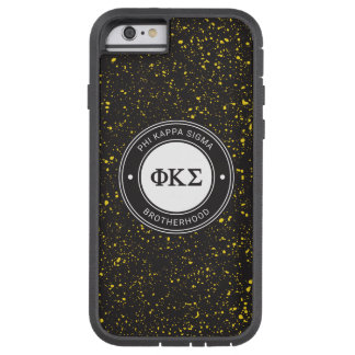 Phi Kappa Sigma | Badge Tough Xtreme iPhone 6 Case