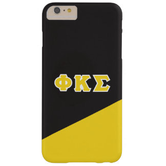 Phi Kappa Sigma | Greek Letters Barely There iPhone 6 Plus Case