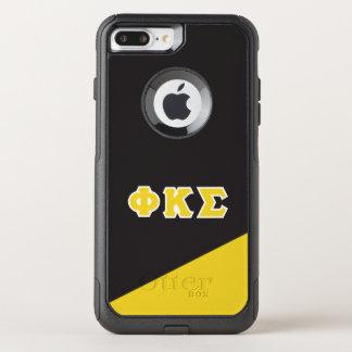 Phi Kappa Sigma | Greek Letters OtterBox Commuter iPhone 8 Plus/7 Plus Case