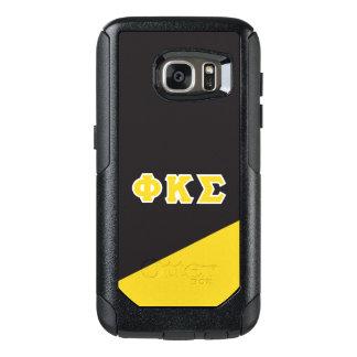 Phi Kappa Sigma | Greek Letters OtterBox Samsung Galaxy S7 Case