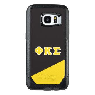 Phi Kappa Sigma | Greek Letters OtterBox Samsung Galaxy S7 Edge Case