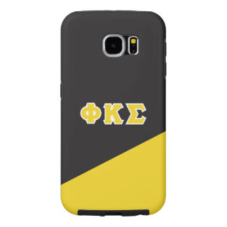 Phi Kappa Sigma | Greek Letters Samsung Galaxy S6 Cases