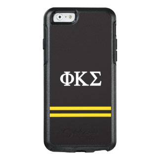 Phi Kappa Sigma   Sport Stripe OtterBox iPhone 6/6s Case