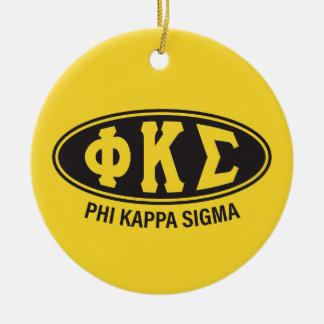 Phi Kappa Sigma | Vintage Christmas Ornament