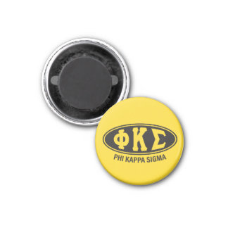 Phi Kappa Sigma | Vintage Magnet