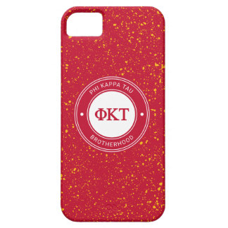 Phi Kappa Tau | Badge Barely There iPhone 5 Case