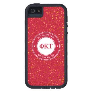 Phi Kappa Tau | Badge iPhone 5 Cover