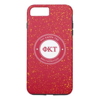 Phi Kappa Tau | Badge iPhone 8 Plus/7 Plus Case