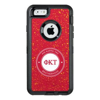 Phi Kappa Tau | Badge OtterBox Defender iPhone Case