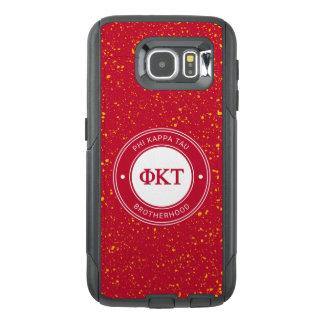 Phi Kappa Tau | Badge OtterBox Samsung Galaxy S6 Case