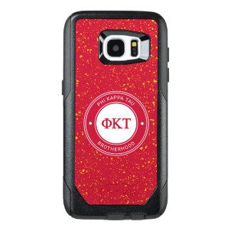 Phi Kappa Tau | Badge OtterBox Samsung Galaxy S7 Edge Case