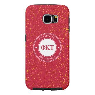 Phi Kappa Tau | Badge Samsung Galaxy S6 Cases