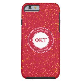 Phi Kappa Tau | Badge Tough iPhone 6 Case