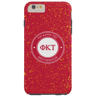 Phi Kappa Tau | Badge Tough iPhone 6 Plus Case