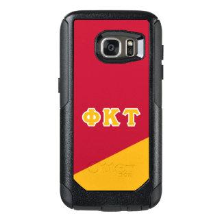 Phi Kappa Tau | Greek Letters OtterBox Samsung Galaxy S7 Case
