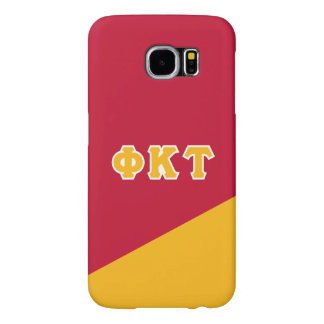 Phi Kappa Tau | Greek Letters Samsung Galaxy S6 Cases