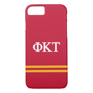 Phi Kappa Tau | Sport Stripe iPhone 7 Case