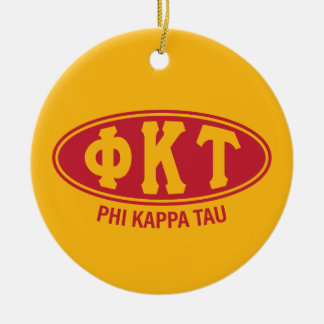 Phi Kappa Tau | Vintage Christmas Ornament