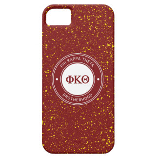 Phi Kappa Theta | Badge Barely There iPhone 5 Case