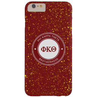 Phi Kappa Theta | Badge Barely There iPhone 6 Plus Case