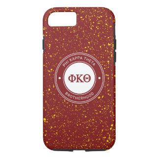 Phi Kappa Theta   Badge iPhone 8/7 Case