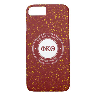 Phi Kappa Theta | Badge iPhone 8/7 Case