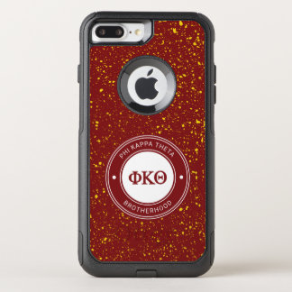 Phi Kappa Theta | Badge OtterBox Commuter iPhone 8 Plus/7 Plus Case