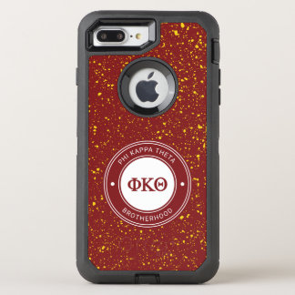 Phi Kappa Theta | Badge OtterBox Defender iPhone 8 Plus/7 Plus Case