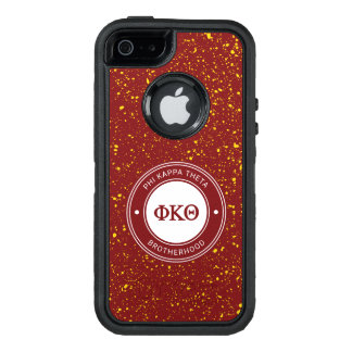 Phi Kappa Theta | Badge OtterBox Defender iPhone Case