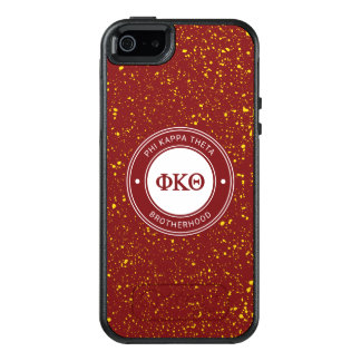 Phi Kappa Theta | Badge OtterBox iPhone 5/5s/SE Case